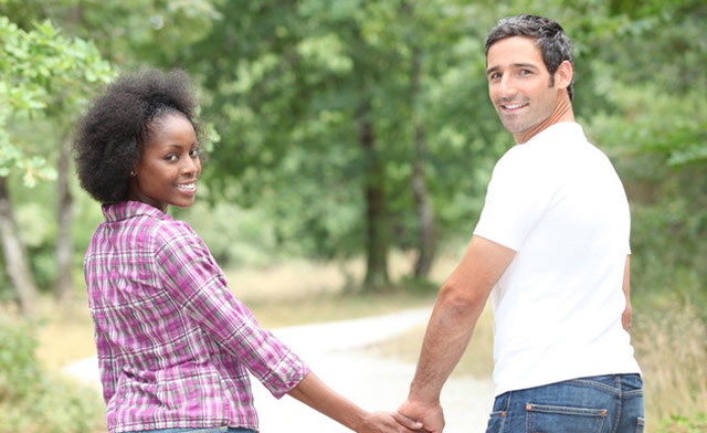 White Men Dating Black Women - Balck Women White