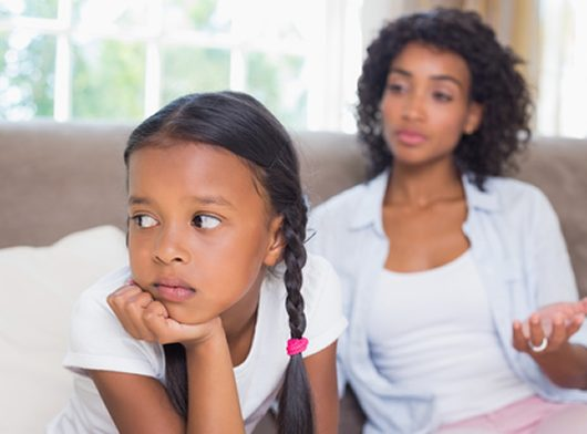 resolving conflict with kids