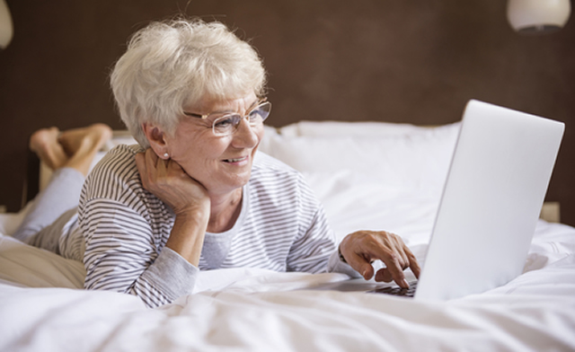 Seniors Dating Online