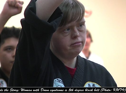 karate down syndrome