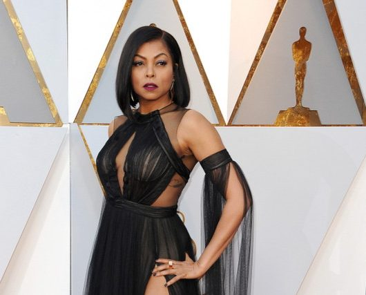 Taraji Hall of Fame Star