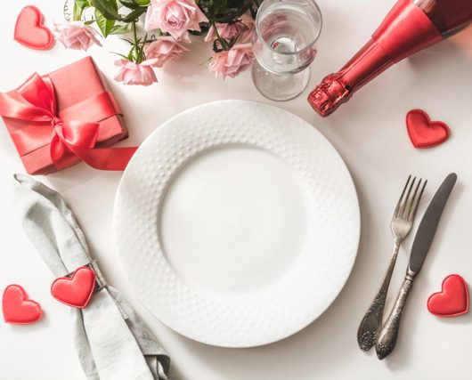 dinner ideas for valentines day at home