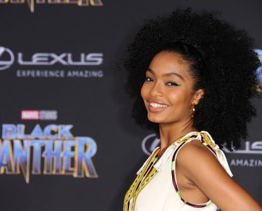 yara shahidi barbie doll