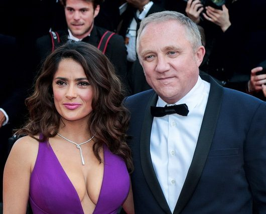 Salma hayek's husband