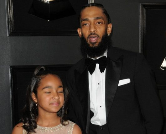 Nipsey Hustle and Emani