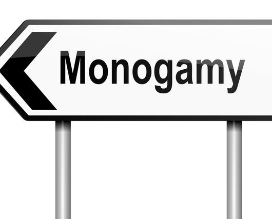 monogamy definition