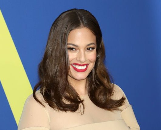 Ashley Graham pregnant