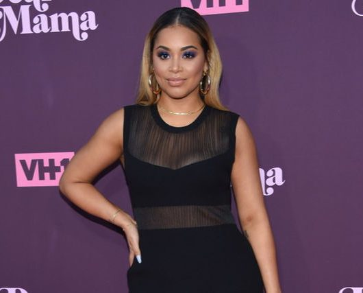 lauren london nipsey tribute