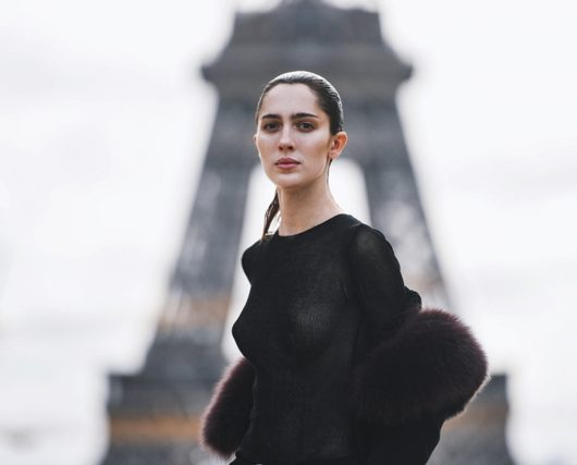 Chanel transgender model
