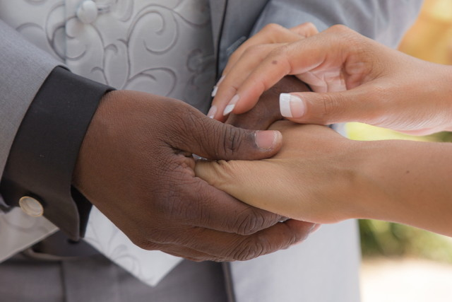 Interracial Couples Having Sex