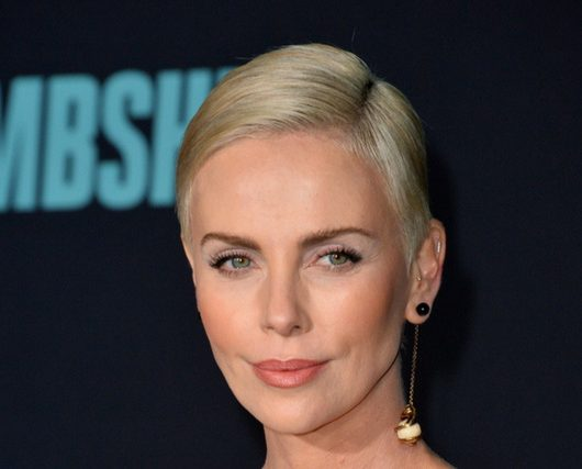 charlize theron NPR interview