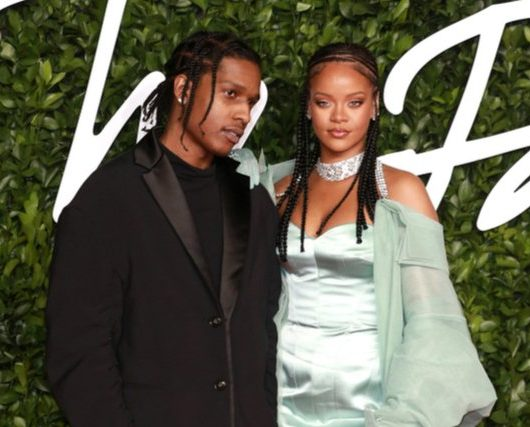 Rihanna A$AP dating