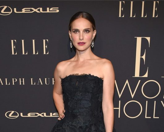 Natalie Portman Oscar Protest