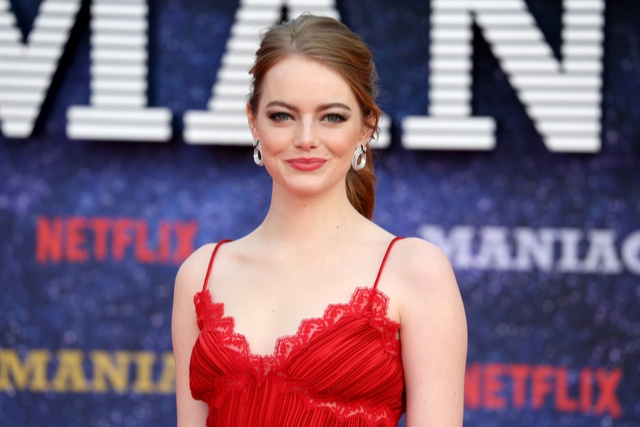 Emma Stone secretly married