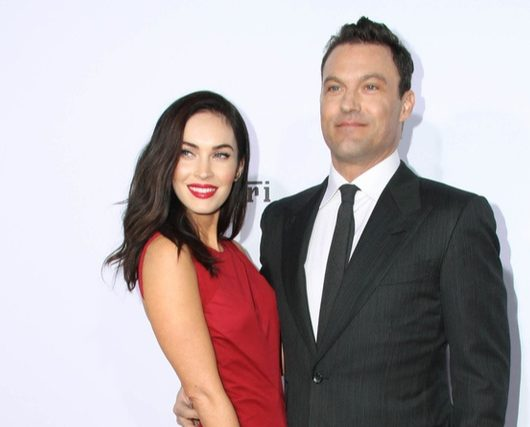 Megan Fox and Brian Austin Green seperating