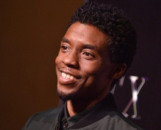 Chadwick Boseman death