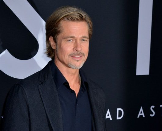 brad pitt new girlfriend
