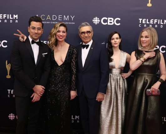 Schitt's Creek Emmy Awards