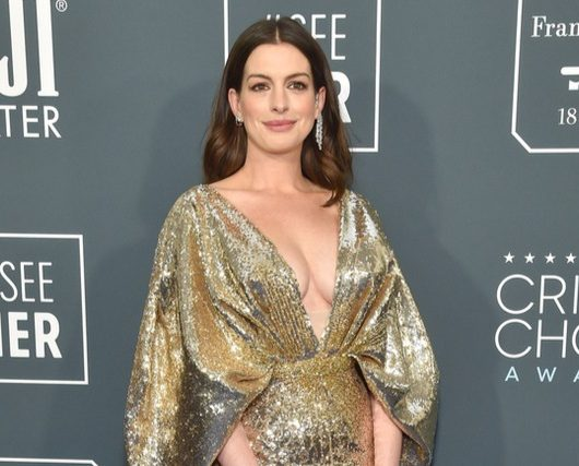 Anne Hathaway The Witches