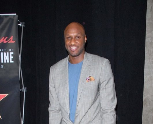 Lamar Odom engagement off