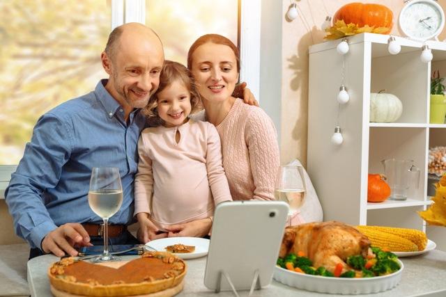coronavirus thanksgiving