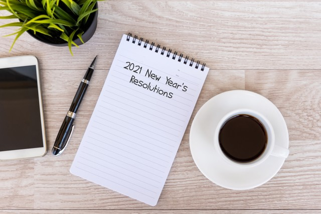 better idea for new year resolutions