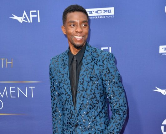 Chadwick Boseman Screen Actors Guild Awards