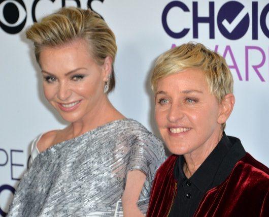 Portia De Rossi's emergency hospitalization