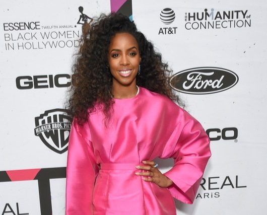 kelly rowland gives birth