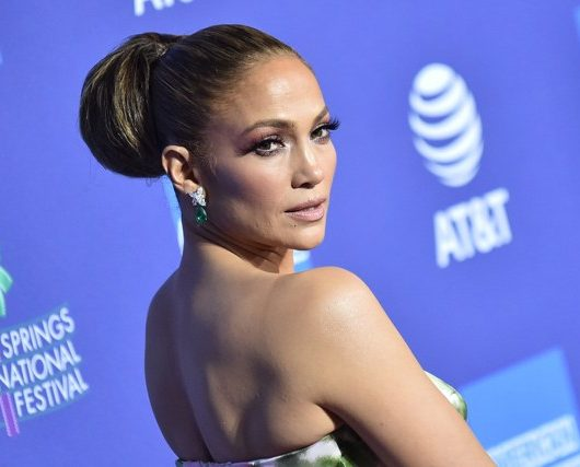 Jennifer Lopez Netflix deal