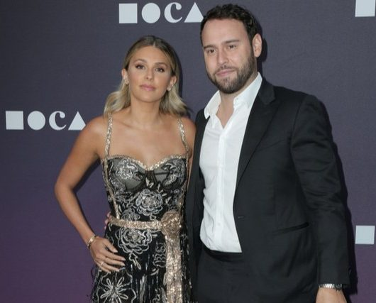 Yael Cohen and Scooter Braun seperated