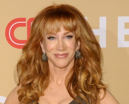 Kathy Griffin lung cancer