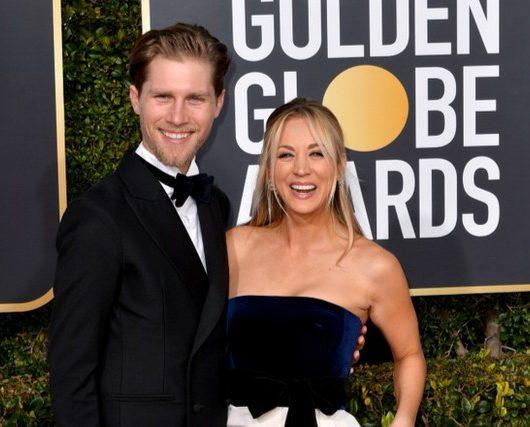Kaley Cuoco & Karl Cook divorce