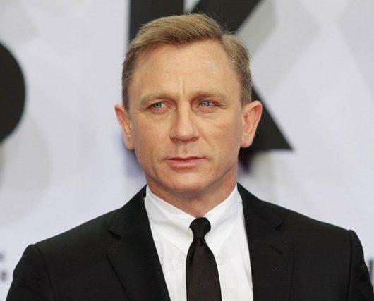 Daniel Craig Hollywood walk of fame